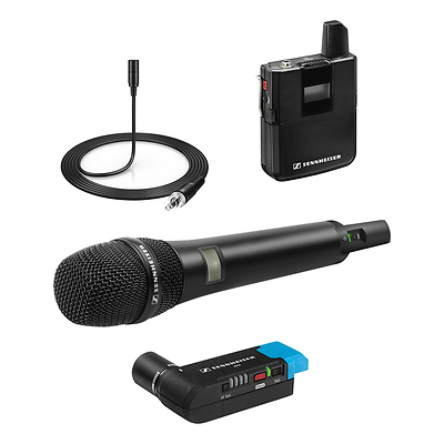 AVX Combo Wireless Set Image 0