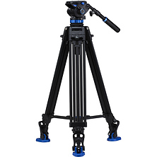 S7 Dual Stage Video Tripod Kit Image 0