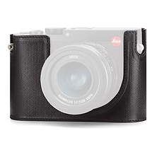 Q Protector for Q Digital Camera (Leather, Black) Image 0