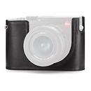 Leica | Q Protector for Q Digital Camera (Leather, Black) | 19501