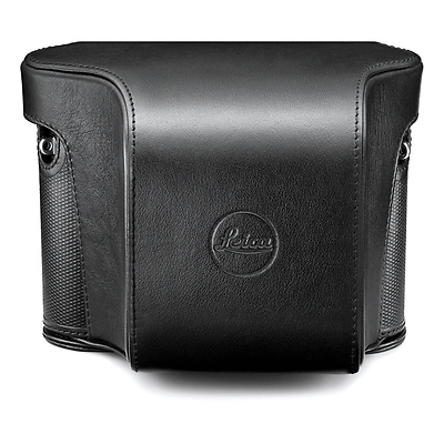 Q Ever-Ready Leather Case for Q Digital Camera (Black) Image 0