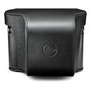 Leica | Q Ever-Ready Case for Q Digital Camera (Leather, Black) | 19502