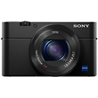 Cyber-shot DSC-RX100 IV Digital Camera (Black)
