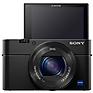 Cyber-shot DSC-RX100 IV Digital Camera (Black) Thumbnail 4