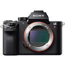 Sony a7R II Mirrorless Digital Camera Body