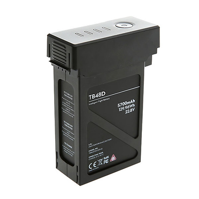 TB48D High-performance Intelligent Flight Battery for the Matrice 100 Image 0