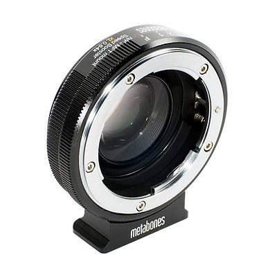 Speed Booster XL 0.64x Adapter for Nikon F-Mount Lens to Select Micro Four Thirds-Mount Cameras Image 0