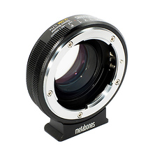 Speed Booster Ultra 0.71x Adapter for Nikon F-Mount Lens to Micro Four Thirds-Mount Camera Image 0