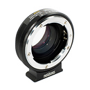 Speed Booster Ultra 0.71x Adapter for Nikon F-Mount Lens to Micro Four Thirds-Mount Camera
