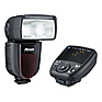Di700A Flash Kit with Air 1 Commander for Canon Cameras
