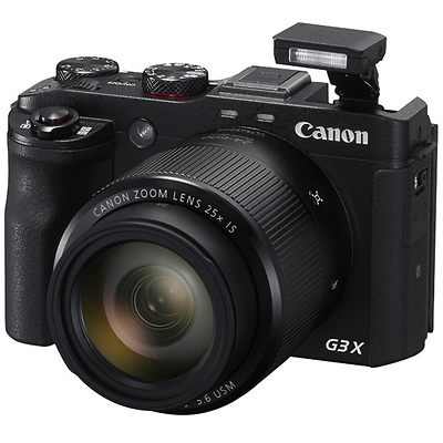 PowerShot G3 X Digital Camera Image 0