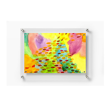 1419 Rectango Floating Acrylic Frame (14 x 19