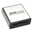 Steel USB 3.0 UDMA Card Reader