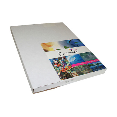 Smooth Fine Art Paper (325 gsm, 8.5 x 11