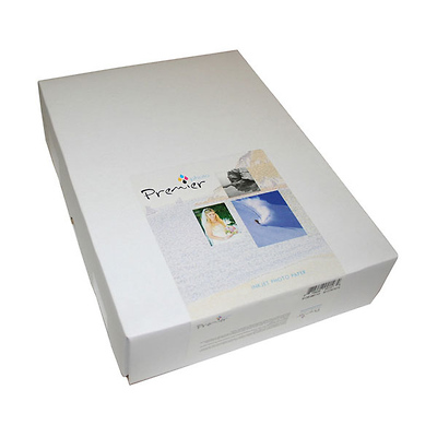 Premium Super Glossy Photo Paper (8.5 x 11