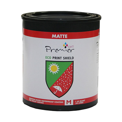 ECO Print Shield Protective Coating (Matte, Quart) Image 0