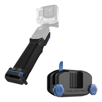 Combo ProGrip with Wrist StrapMount Set Image 0