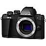 OM-D E-M10 Mark II Mirrorless Micro Four Thirds Digital Camera with 14-42mm II R Lens (Black) Thumbnail 2