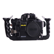 MDX-a7 ll Underwater Housing for Sony Alpha a7II Image 0