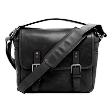 Berlin II Camera Messenger Bag (Black) Image 0