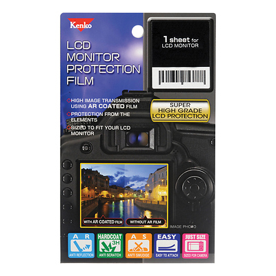 LCD Screen Protection Film for the Nikon D7200 Camera Image 0