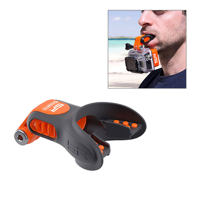 Mouth Mount for GoPro Image 0