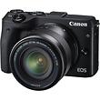 EOS M3 Mirrorless Digital Camera with 18-55mm Lens (Black)