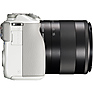 EOS M3 Mirrorless Digital Camera with 18-55mm Lens (White) Thumbnail 2