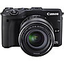 EOS M3 Mirrorless Digital Camera with 18-55mm and 55-200mm Lenses (Black) Thumbnail 6