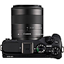 EOS M3 Mirrorless Digital Camera with 18-55mm and 55-200mm Lenses (Black) Thumbnail 9
