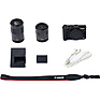 EOS M3 Mirrorless Digital Camera with 18-55mm and 55-200mm Lenses (Black) Thumbnail 11