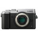 Panasonic Lumix DMC-GX8 Mirrorless Micro Four Thirds Digital Camera Body (Silver)