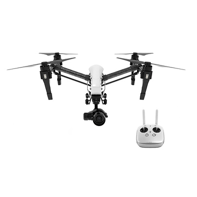 Inspire 1 PRO Quadcopter with Zemuse X5 4K Camera and 3-Axis Gimbal Image 0