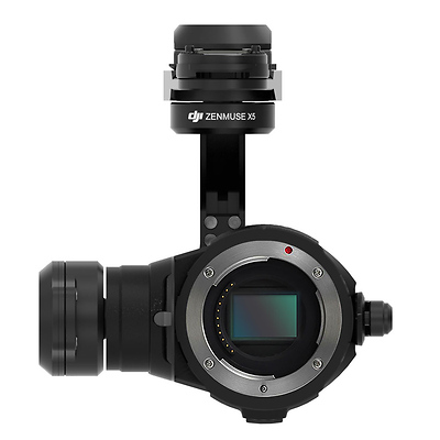 Zenmuse X5 Camera and 3-Axis Gimbal Image 0