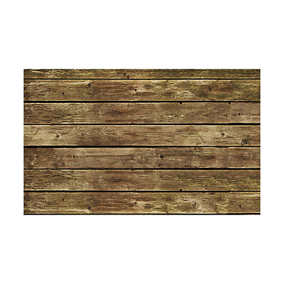 53 in. x 18 ft. Printed Background Paper (Worn Planks) Image 0