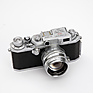 IV SB Rangefinder Camera with 50mm f/1.8 Lens - Used Thumbnail 1