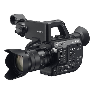 PXW-FS5 XDCAM Super 35 Camera System with Zoom Lens Image 0
