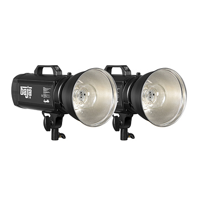 Baja B6 Battery-Powered 2-Light Kit with Case Image 0