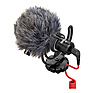 VideoMicro Compact On-Camera Microphone with Rycote Lyre Shock Mount Thumbnail 1