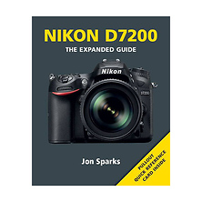 The Expanded Guide on Nikon D7200 - Paperback Book Image 0