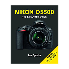 The Expanded Guide on Nikon D5500 - Paperback Book Image 0