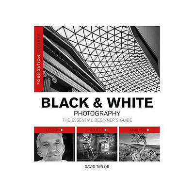 Foundation Course Of Black And White Photography - Paperback Book Image 0
