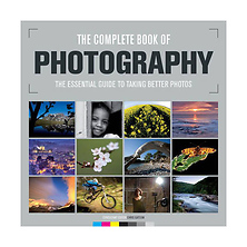 The Complete Book Of Photography - Hardcover Book Image 0