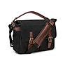 Prince Street Camera Messenger Bag (Black)