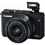 EOS M10 Mirrorless Digital Camera with 15-45mm Lens (Black) Thumbnail 6