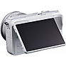 EOS M10 Mirrorless Digital Camera with 15-45mm Lens (White) Thumbnail 7