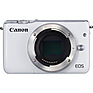 EOS M10 Mirrorless Digital Camera with 15-45mm Lens (White) Thumbnail 2