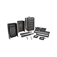 Diva-Lite 415 Universal 2-Light Kit with Flight Case Image 0