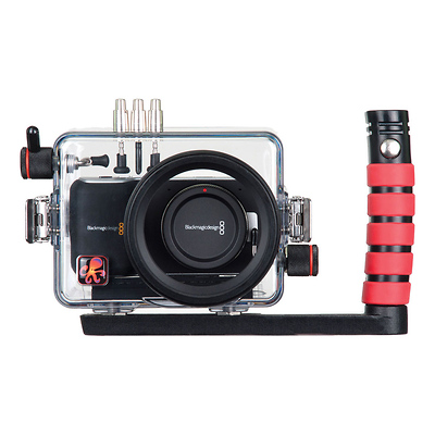 Underwater Dive & Surf Housing for Blackmagic Pocket Cinema Camera Image 0