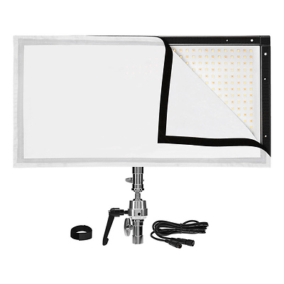 Flex Bi-Color LED Mat Cine Set (1 x 2 ft.) Image 0